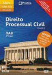DIREITO PROCESSUAL CIVIL VOL.3 OAB 1a. FASE DVD