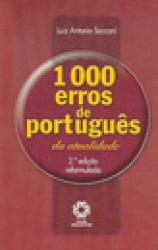 1000 ERROS DE PORTUGUES DA ATUALIDADE - 2a. ED.