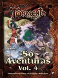 SO AVENTURAS - VOLUME 4