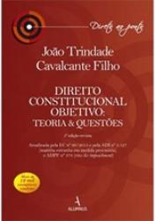DIREITO CONSTITUCIONAL OBJETIVO - 5a ED. 2016