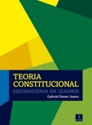 TEORIA CONSTITUCIONAL ESQUEMATIZADA EM QUADROS - 1a ED - 2015
