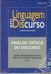 LINGUAGEM EM DISCURSO V.4 - ANALISE CRITICA