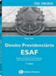 DIREITO PREVIDENCIARIO ESAF