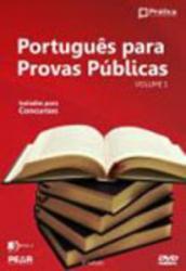 PORTUGUES PARA PROVAS PUBLICAS VOL.1 DVD
