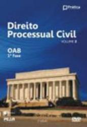 DIREITO PROCESSUAL CIVIL VOL.2 OAB 1a. FASE DVD