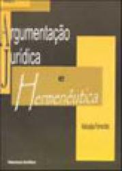 ARGUMENTACAO JURIDICA E HERMENEUTICA