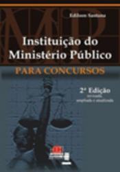 INSTITUICAO DO MINISTERIO PUBLICO PARA CONCURSOS