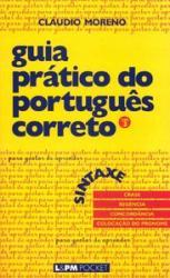 GUIA PRATICO DO PORTUGUES CORRETO - 471 - SINTAXE - V.3 - 471