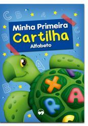 MINHA PRIMEIRA CARTILHA - ALFABETO