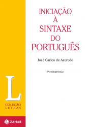 INICIACAO A SINTAXE DO PORTUGUES