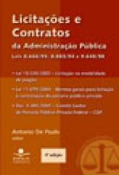LICITACOES E CONTRATOS DA ADM. PUBLICA 2005