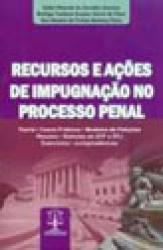 RECURSOS E ACOES DE IMPUGNACAO NO PROCESSO PENAL