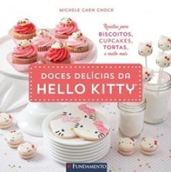 HELLO KITTY - DOCES DELICIAS DA HELLO KITTY - LIVRO DE RECEITAS