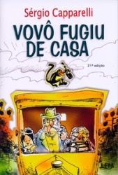 VOVO FUGIU DE CASA