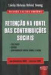 RETENCAO NA FONTE DAS CONTRIBUICOES SOCIAIS