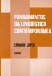 FUNDAMENTOS DA LINGUISTICA CONTEMPORANEA