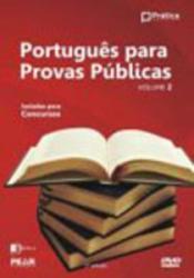 PORTUGUES PARA PROVAS PUBLICAS VOL.2 DVD