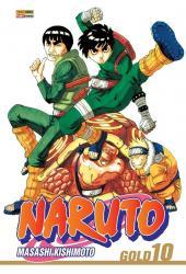 NARUTO GOLD - VOL 10