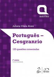 PORTUGUES - CESGRANRIO