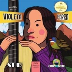 ANTIPRINCESAS - VOL 02 - VIOLETA PARRA