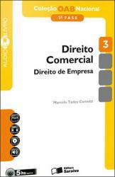 AUDIOLIVRO COLECAO OAB NACIONAL 03 DIREITO COMERCIAL