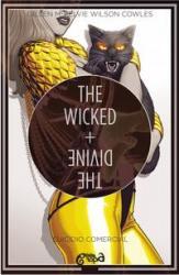THE WICKED + THE DIVINE - VOL 3 - SUICIDIO COMERCIAL