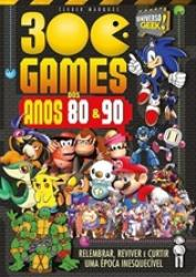 300 GAMES DOS ANOS 80 E 90 - COLECAO UNIVERSO GEEK