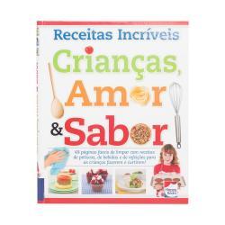 CRIANCAS, AMOR E SABOR