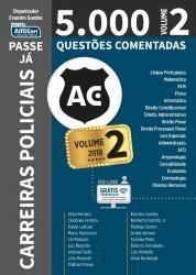 PASSE JA - CARREIRAS POLICIAIS - VOL 2 - 1a ED -2018