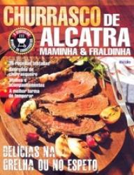 MANUAL DO CHURRASQUEIRO - CHURRASCO DE ALCATRA MAMINHA E FRALDINHA