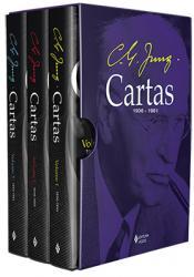 CARTAS DE C.G. JUNG - CAIXA 3 VOLUMES