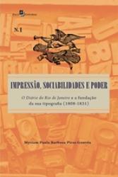 IMPRESSAO, SOCIABILIDADES E PODER