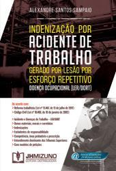 INDENIZACAO POR ACIDENTE DE TRABALHO GERADO POR LESAO POR ESFORCO REPETITIVO