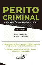 PERITO CRIMINAL - PREPARATORIO PARA CONCURSO - 2a ED - 2018