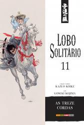LOBO SOLITARIO - VOL 11