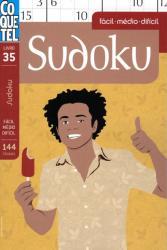 SUDOKU - FACIL-MEDIO-DIFICIL - LIVRO 35