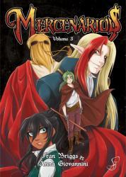 MERCENARIOS - VOL 3