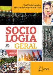 SOCIOLOGIA GERAL - 8a ED - 2019
