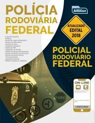POLICIA RODOVIARIA FEDERAL - PRF - 1a ED - 2018