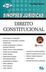 SINOPSES JURIDICAS EDIJUR - DIREITO CONSTITUCIONAL - 4a ED - 2016