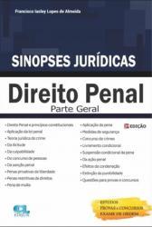 SINOPSES JURIDICAS EDIJUR - DIREITO PENAL - PARTE GERAL - 3a ED - 2018