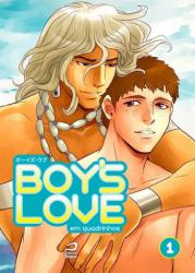 BOYS LOVE - EM QUADRINHOS - VOL 01