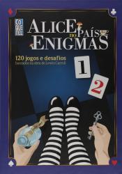 BOX ALICE NO PAIS DOS ENIGMAS