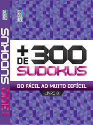 MAIS 300 SUDOKU - LIVRO 08