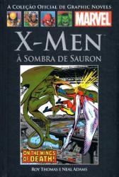 MARVEL GRAPHIC NOVELS - VOL 16 - X-MEN - A SOMBRA DE SAURON