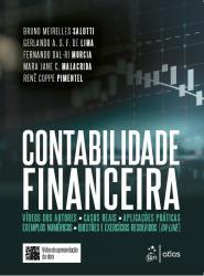 CONTABILIDADE FINANCEIRA - 1a ED - 2019