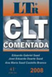 CLT COMENTADA - 41a ED - 2008