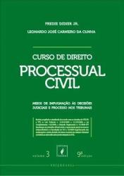 CURSO DE DIREITO PROCESSUAL CIVIL - VOL 3 - 9a ED - 2011