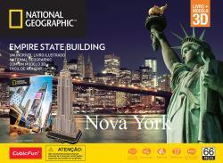 NATIONAL GEOGRAPHIC - NOVA YORK, EMPIRE STATE BUILDING