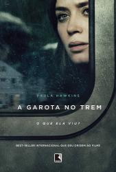GAROTA NO TREM, A - CAPA DO FILME